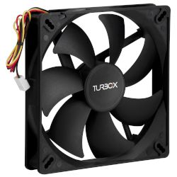 Turbo-X Fan 140mm Black