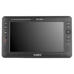 "Turbo-X Portable TV PTV-9000 9"" Standard"