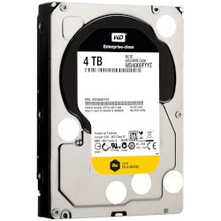 WD RE Datacenter HDD 4TB