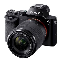 Sony Digital Camera ILCE-A7 28-70MM Μαύρη