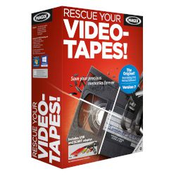 Magix Magix Rescue for Videotapes V7.0 1 άδεια