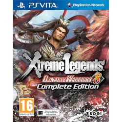 Temco Koei Dynasty Warriors 8:XtremLegendsComplete Edition PS VITA