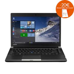 Toshiba Portege R30-A-134 Laptop (Core i7 4600M/8 GB/256 GB/HD 4600)