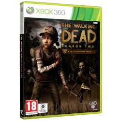Tell Tale The Walking Dead Season 2 XBOX 360