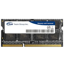 TeamGroup Laptop RAM Value 4GB 1333MHz LV DDR3
