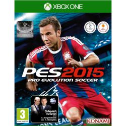 Konami Pro Evolution Soccer 2015 XBOX ONE