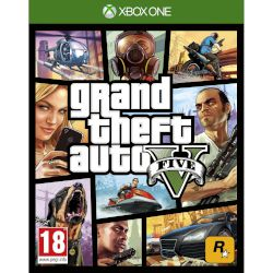Take2 Interactive GTA V XBOX ONE