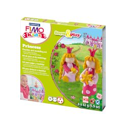 "Staedtler Σετ 4τεμ. ""Princess"" Fimo Kids"