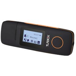 Turbo-X MP3 Twist III 8 GB Πορτοκαλί