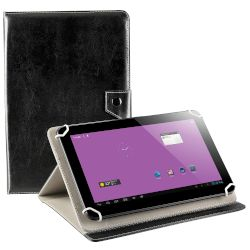 "Θήκη pokeit Universal Book Cover για tablet 10.1"" Μαύρη"