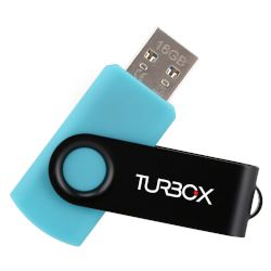 Turbo-X Stick & Go 16 GB USB Stick 3.0