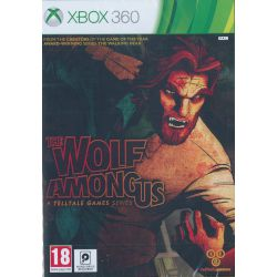 Tell Tale The Wolf Amongs us XBOX 360