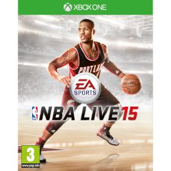EA NBA Live 15 XBOX ONE