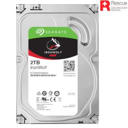 Seagate Ironwolf NAS HDD 2TB