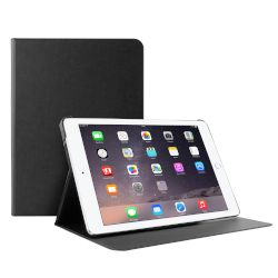 "Θήκη Puro Book Cover για tablet iPad Air 2 9.7"" Μαύρη"