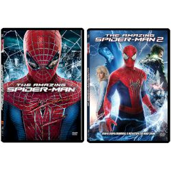 Sony Amazing Spiderman 1+2 (2 DVD)