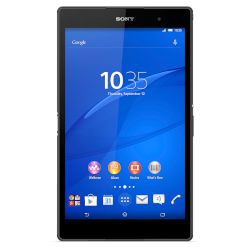 "Sony Xperia Z3 Tablet 8"" WiFi Black"