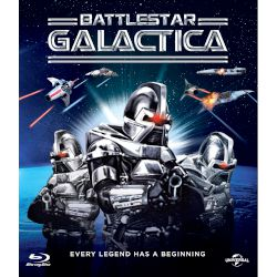 Universal Battlestar Galactica: The Movie (BD)
