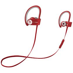 Earphones Bluetooth Beats Powerbeats 2 Κόκκινο