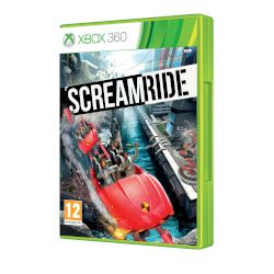 Microsoft ScreamRide XBOX 360