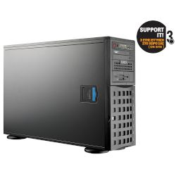 Flexwork RTD1220v3-8-2R Server (Xeon E3 1220v3/8 GB/2x1TB HDD/BMC AST2400/Redundant PSU)