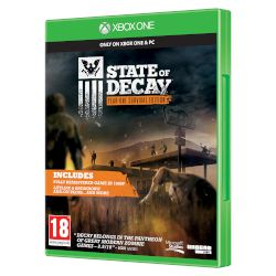 Microsoft State of Decay Year One Survival Edition XBOX ONE