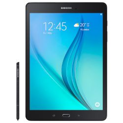 "Samsung Galaxy Tab A SM-P550 with S Pen Tablet 9.7"" WiFi Bl"