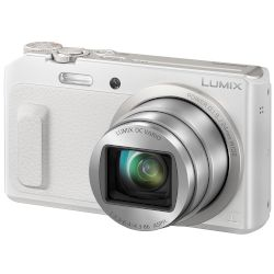 Panasonic Digital Camera Lumix DMC-TZ57 Λευκό