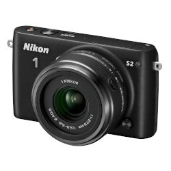 Nikon Digital Camera S2 Kit 11-27.5mm Black