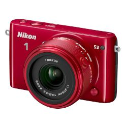 Nikon Digital Camera S2 Kit 11-27.5mm Red