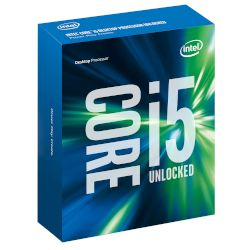Intel CPU Core i5 6600K (1151/3.50 GHz/6 MB)