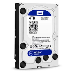 WD Blue Hybrid Desktop HDD 4TB