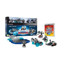 Activision Skylanders Superchargers Dark Edition PS3
