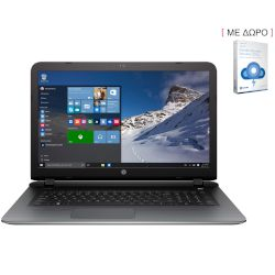 HP Pavilion 17 -g101nv Laptop (Intel Core i7 6500U/8 GB/1 TB/GT 940M)