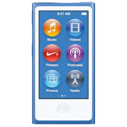 Apple iPod Nano 16 GB Μπλε