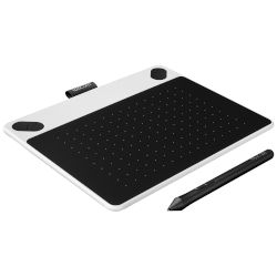 Wacom Intuos Draw White Small Pen