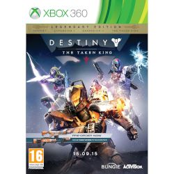 Activision Destiny The Taken King Legendary Edition XBOX 360