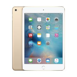 "Apple iPad mini 4 16GB Gold Tablet 7.9"" WiFi"