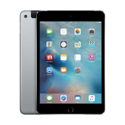 "Apple iPad mini 4 16GB Tablet 7.9"" 4G Space Gray"