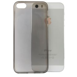 Θήκη pokeit Back Cover για iPhone 5/5s/SE Μαύρη