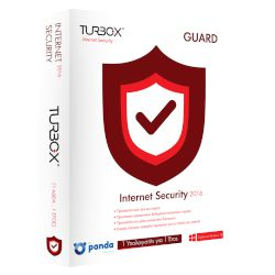 Turbo-X Internet Security 2016 1 άδεια 1 έτος