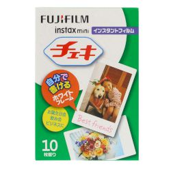 Fujifilm Fuji Instax Mini Film Single pack 10pcs