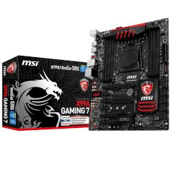 MSI Motherboard X99A Gaming 7 (Χ99/2011-3/DDR4)