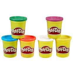Play-Doh 4+2 Classic