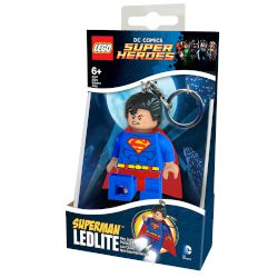 "LEGO Super Hero ""Superman"" Led Light"