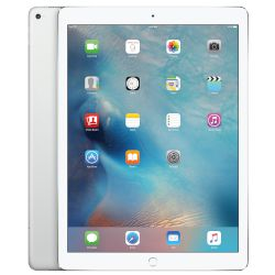 "Apple iPad Pro 128GB Silver Tablet 12.9"" 4G"