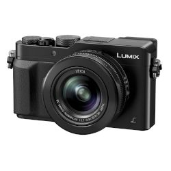Panasonic Digital Camera Lumix DMC-LX100EGK Black