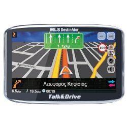 MLS Destinator Talk & Drive 43 TSP GR & EU