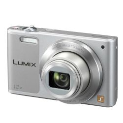 Panasonic Digital Camera Lumix SZ10 Ασημί