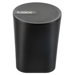 Turbo-X Ηχεία Bluetooth Sound Beat Μαύρο